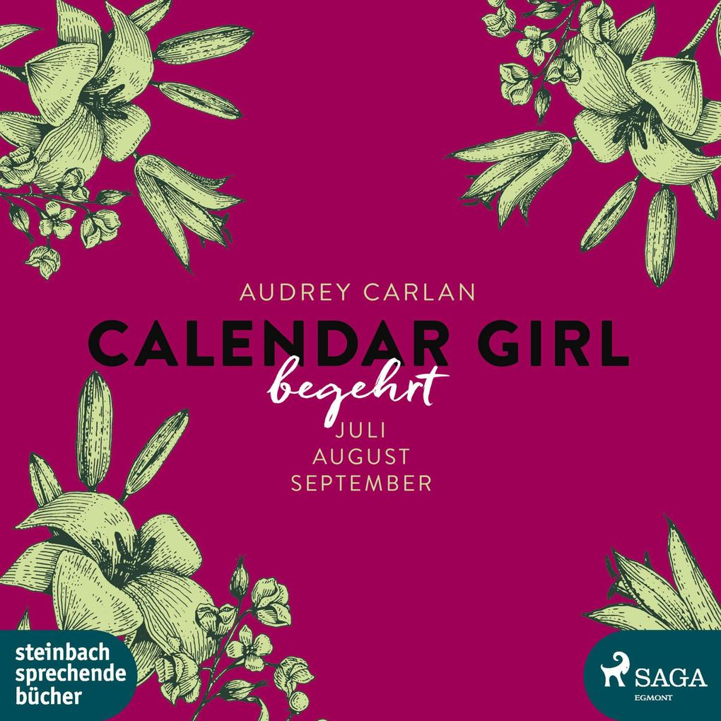 Calendar Girl, Begehrt (Ungekürzt) als Hörbuch Download