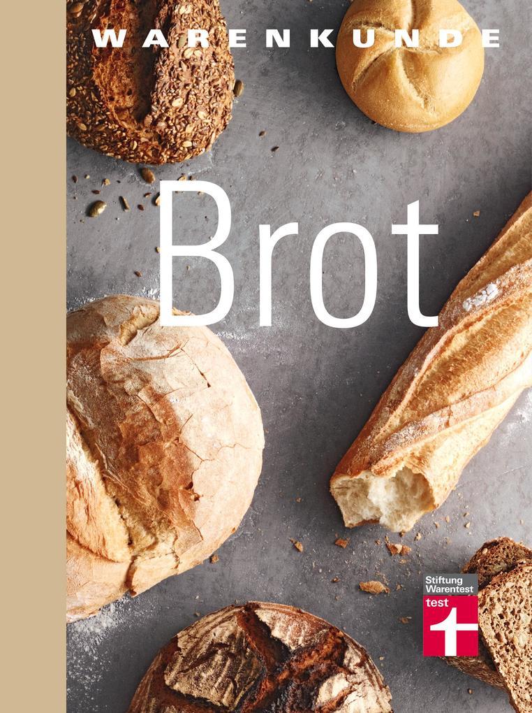 Warenkunde Brot als eBook