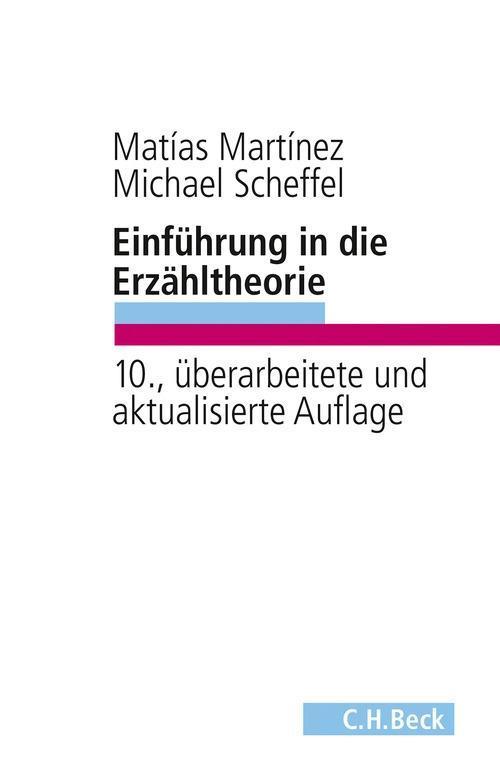 Einführung in die Erzähltheorie als eBook