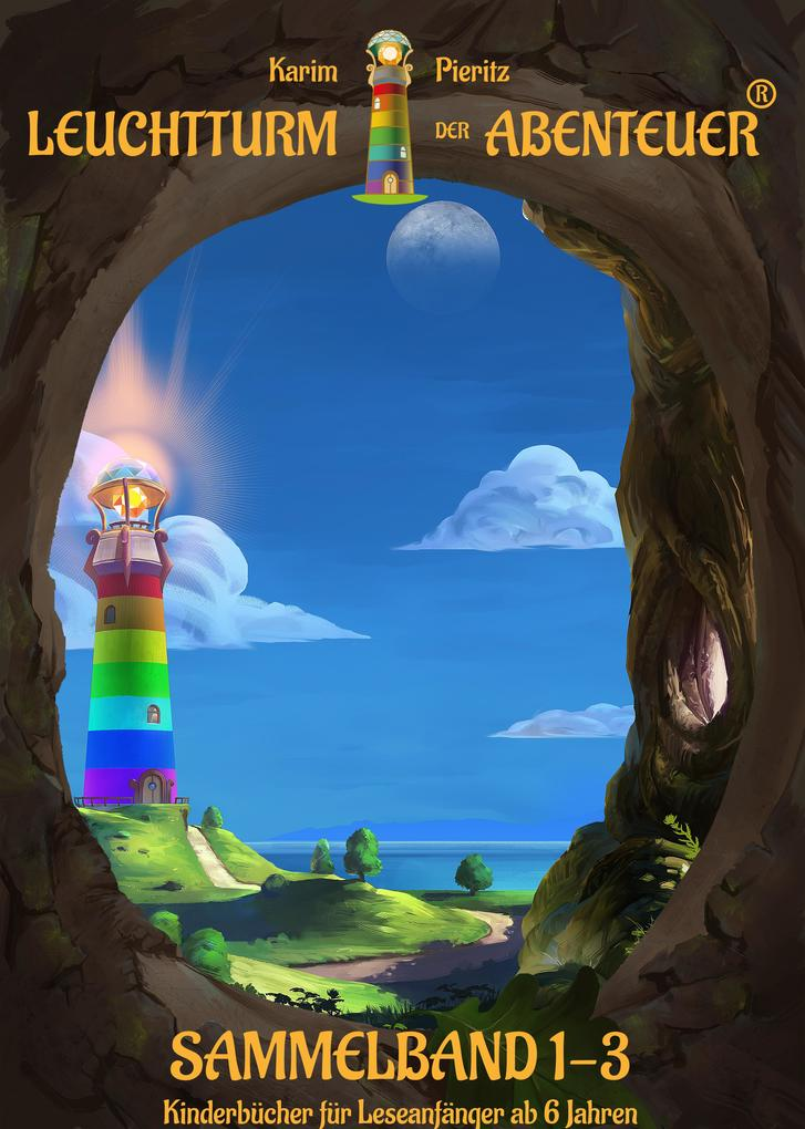 Leuchtturm der Abenteuer 1-3 (Sammelband) als eBook