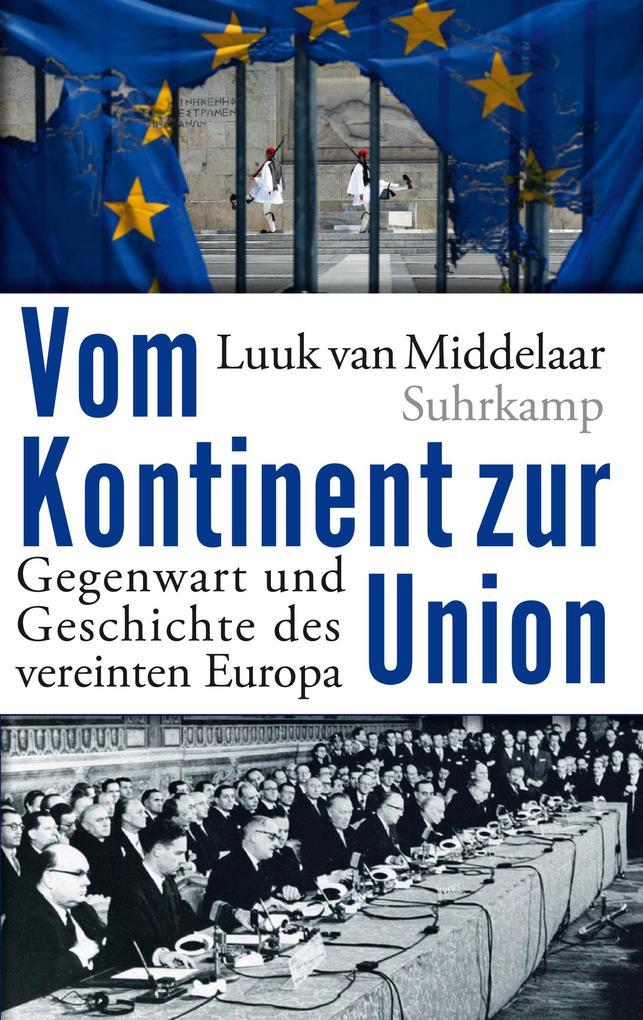 Vom Kontinent zur Union als eBook