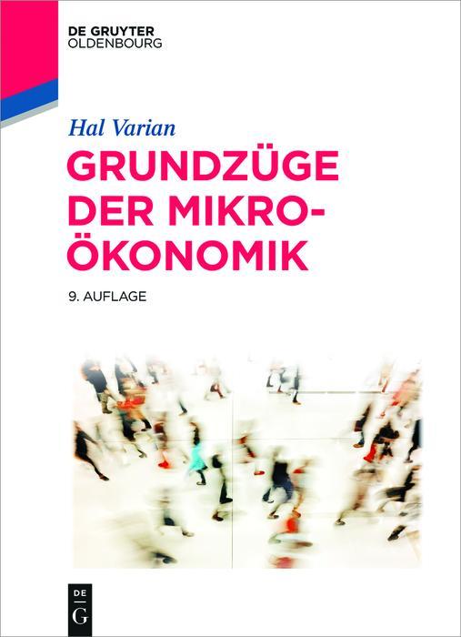 Grundzüge der Mikroökonomik als eBook von Hal R. Varian bei eBook.de - Bücher