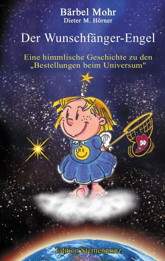 Der Wunschfänger-Engel als Buch