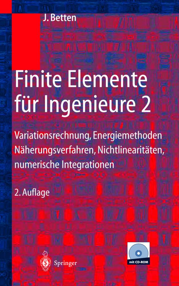 Finite Elemente für Ingenieure 2 als Buch