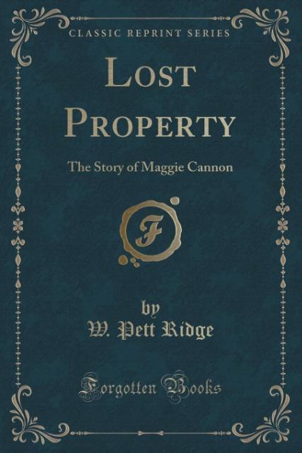 Lost Property als Taschenbuch von W. Pett Ridge