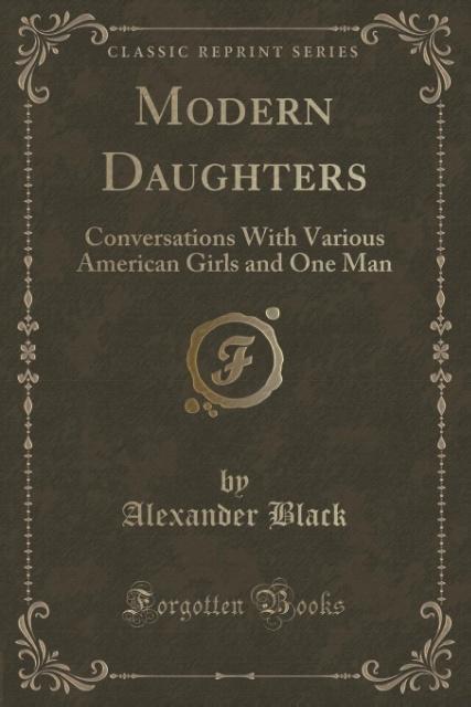 Modern Daughters als Taschenbuch von Alexander Black