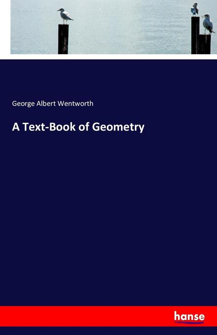 A Text-Book of Geometry als Buch von George Albert Wentworth