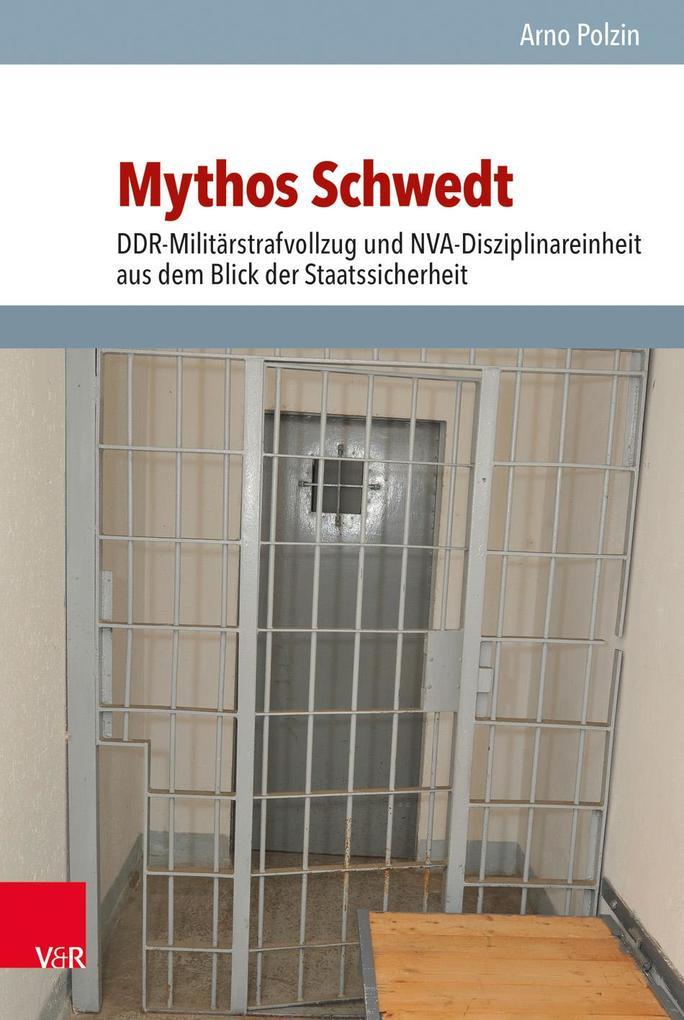 Mythos Schwedt als Buch (gebunden)