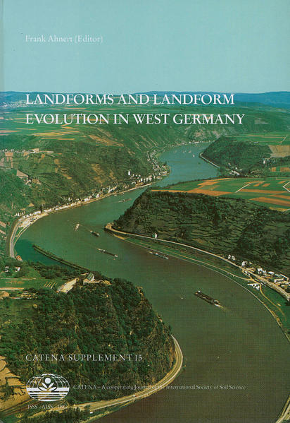 Landforms and Landform Evolution in West Germany als Buch