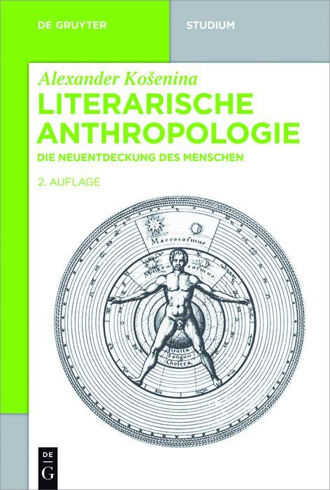 Literarische Anthropologie als eBook epub