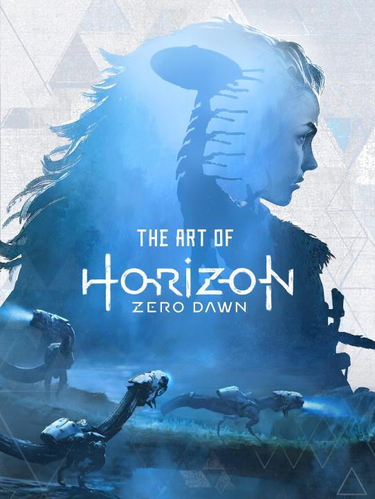 The Art of Horizon Zero Dawn als Buch von Paul Davies