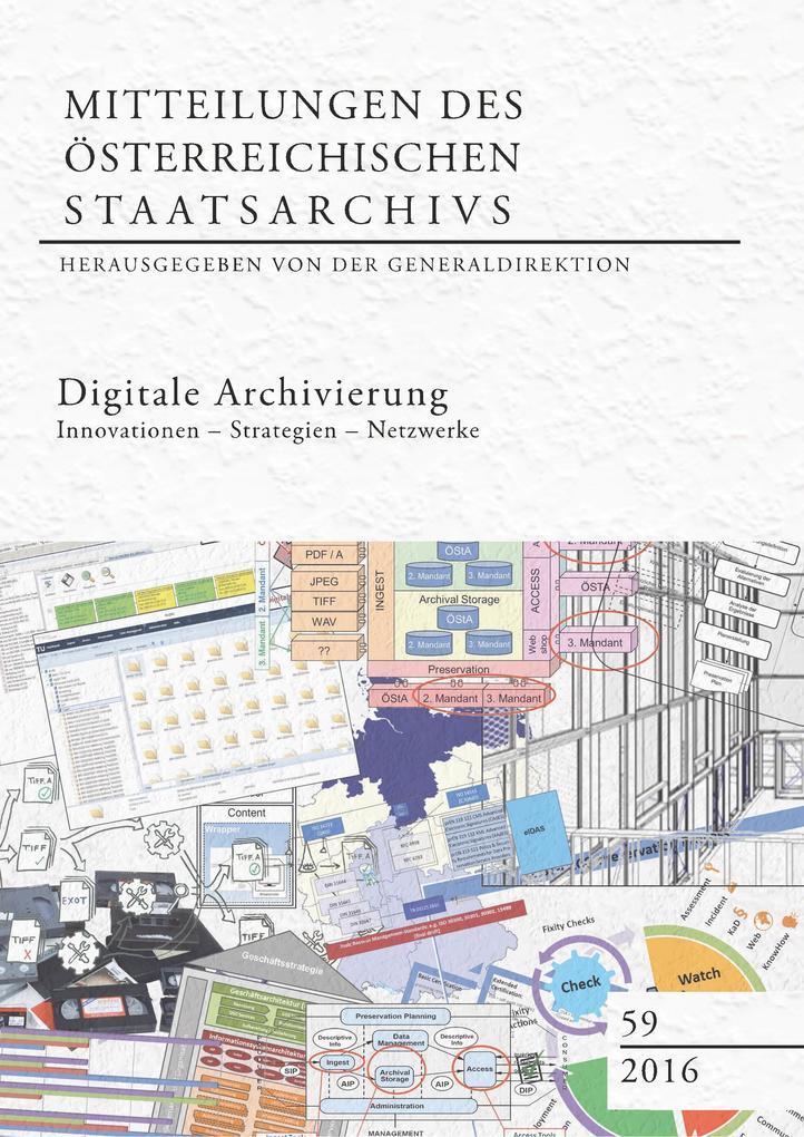 Digitale Archivierung als Buch von