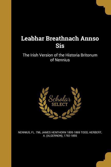 LEABHAR BREATHNACH ANNSO SIS als Taschenbuch