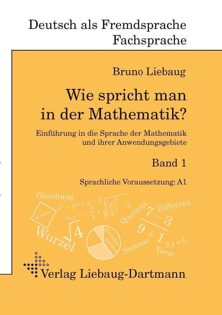 Wie spricht man in der Mathematik? als Buch
