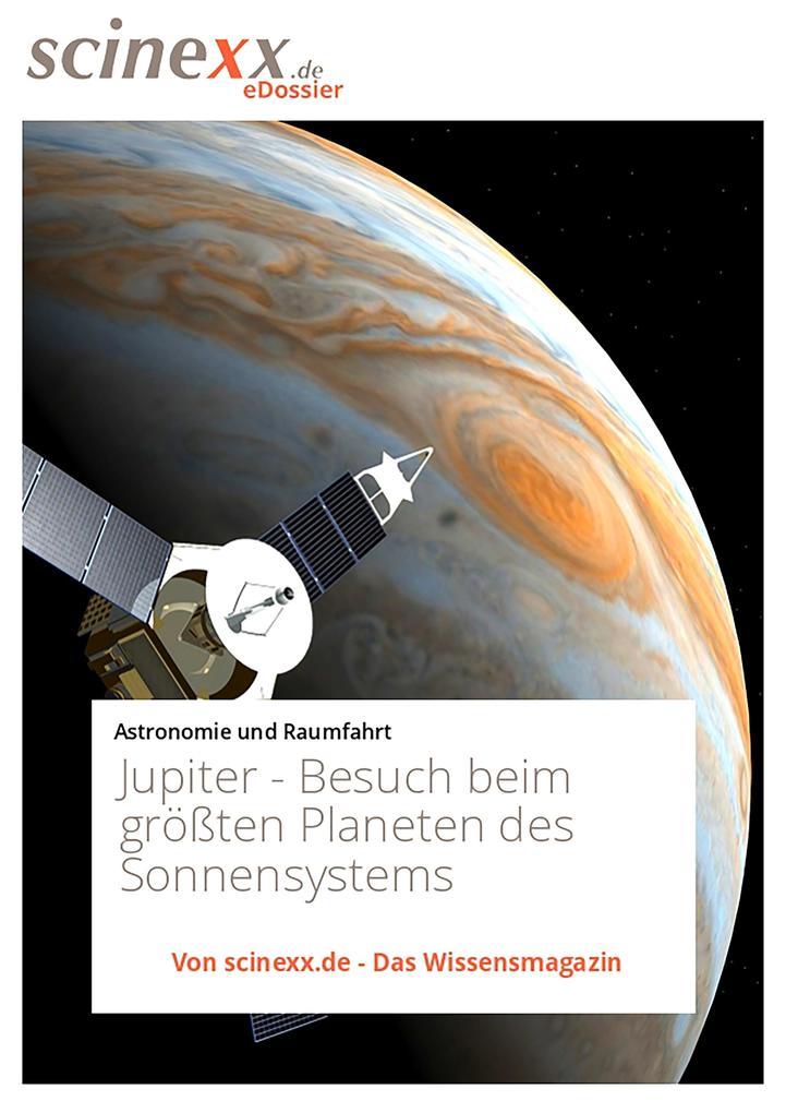 Jupiter - Gasriese mit Geheimnissen als eBook