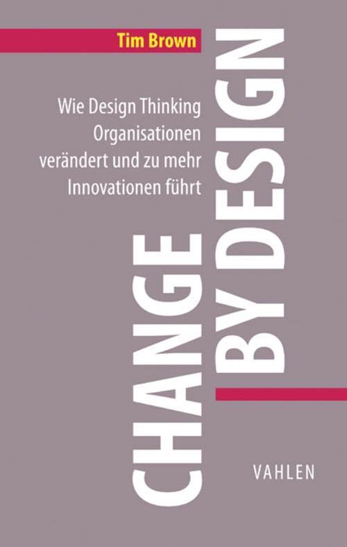 Change by Design als eBook epub