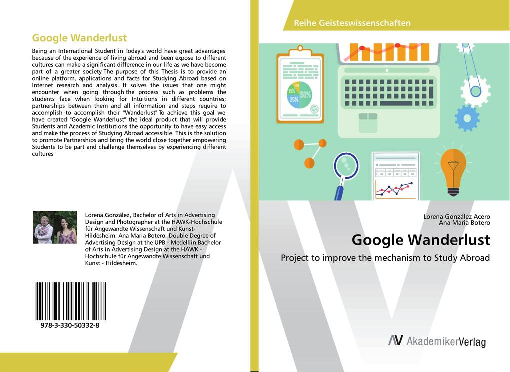Google Wanderlust als Buch