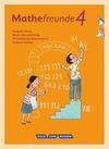 Mathefreunde 4. Schuljahr - Nord - Schülerbuch mit Kartonbeilagen