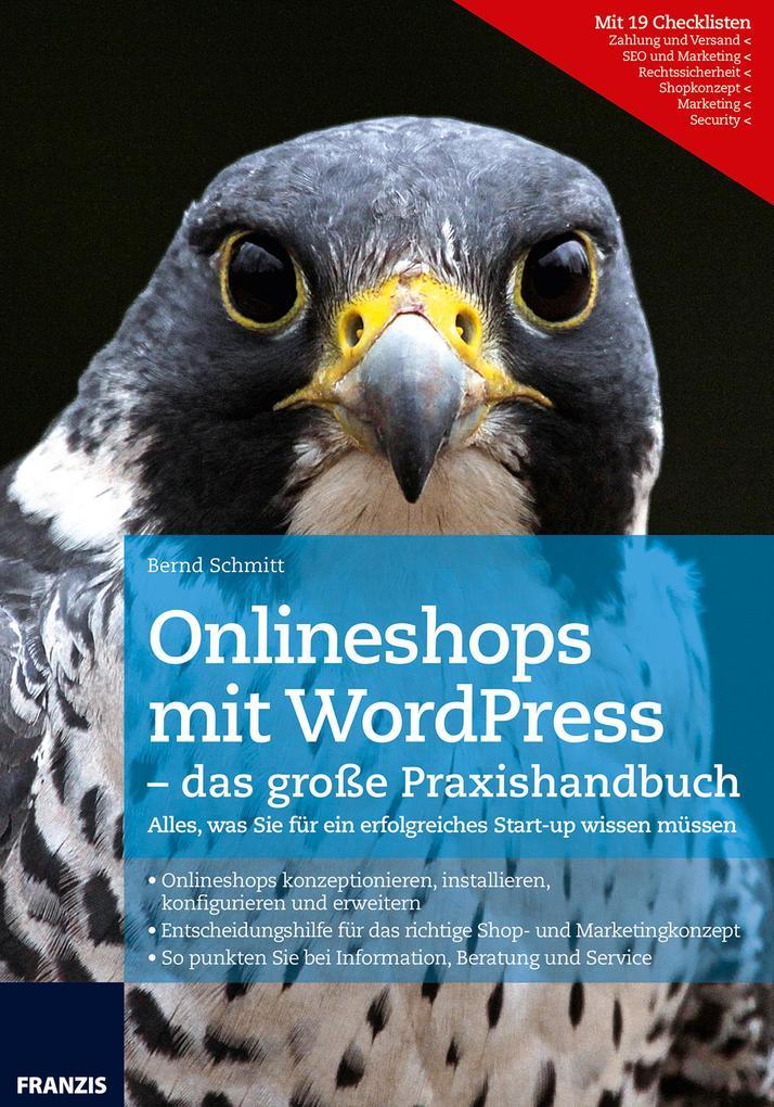 Onlineshops mit WordPress - das große Praxishandbuch als eBook