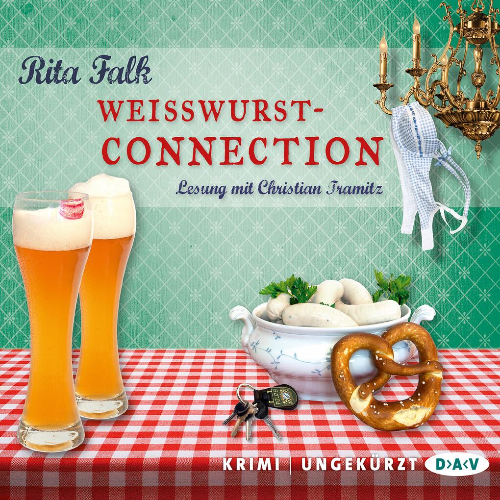 Weißwurstconnection als Hörbuch Download