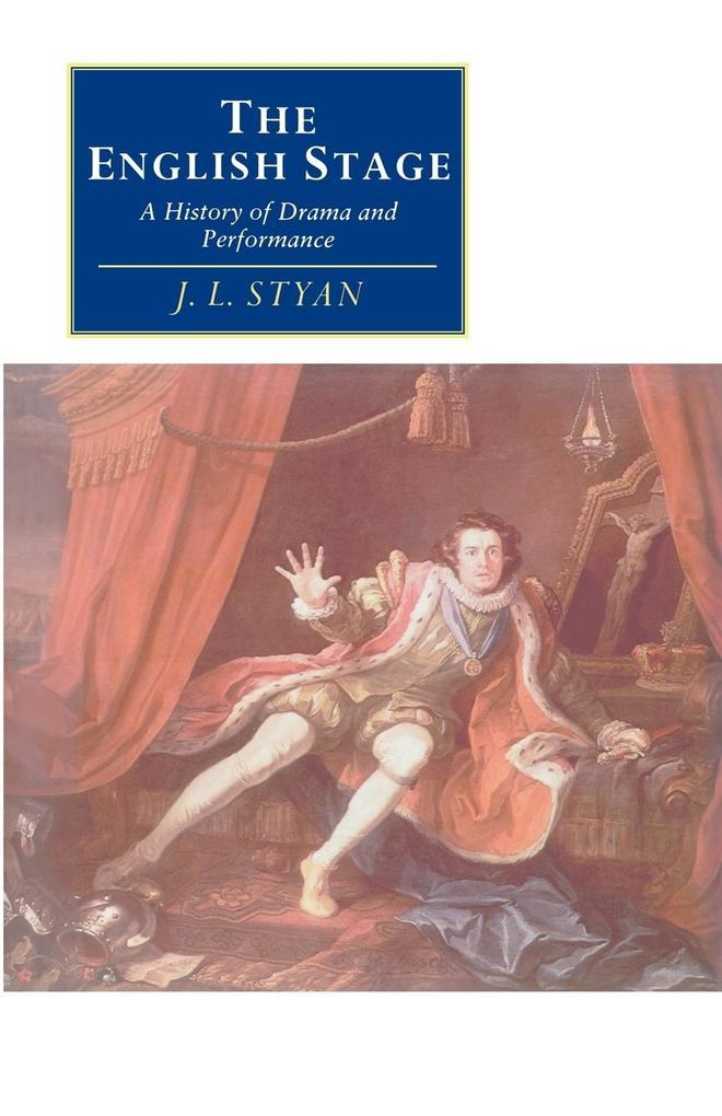 The English Stage als Buch (kartoniert)