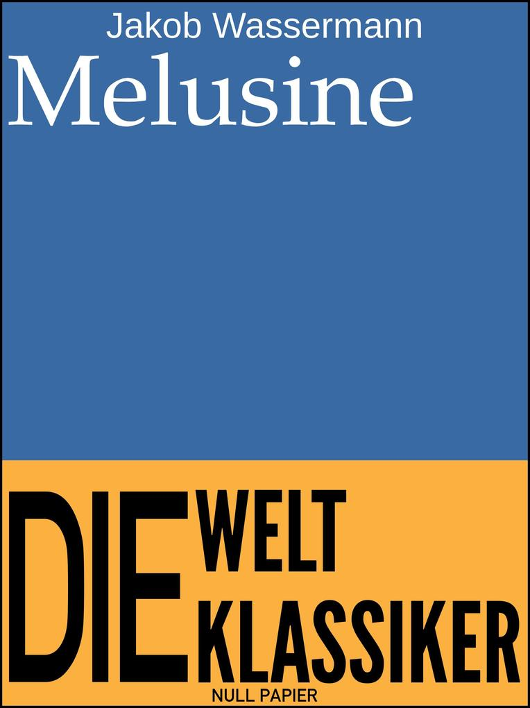 Melusine als eBook