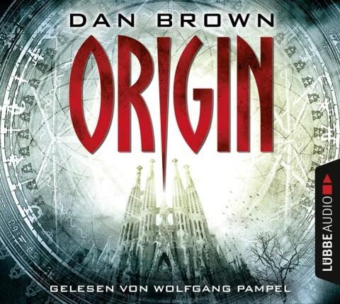 Origin als Hörbuch CD