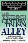 American Popular Music Vol. 1: The Nineteenth Century Tin Pan Alley