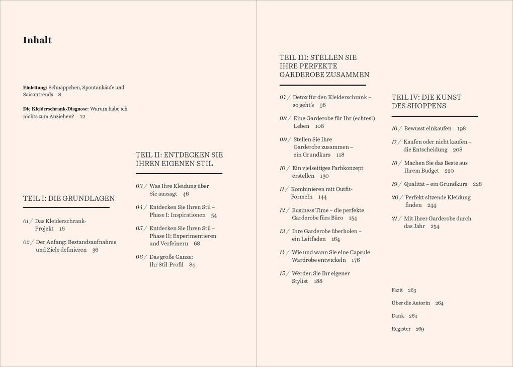 Das Kleiderschrank Projekt Buch Anuschka Rees