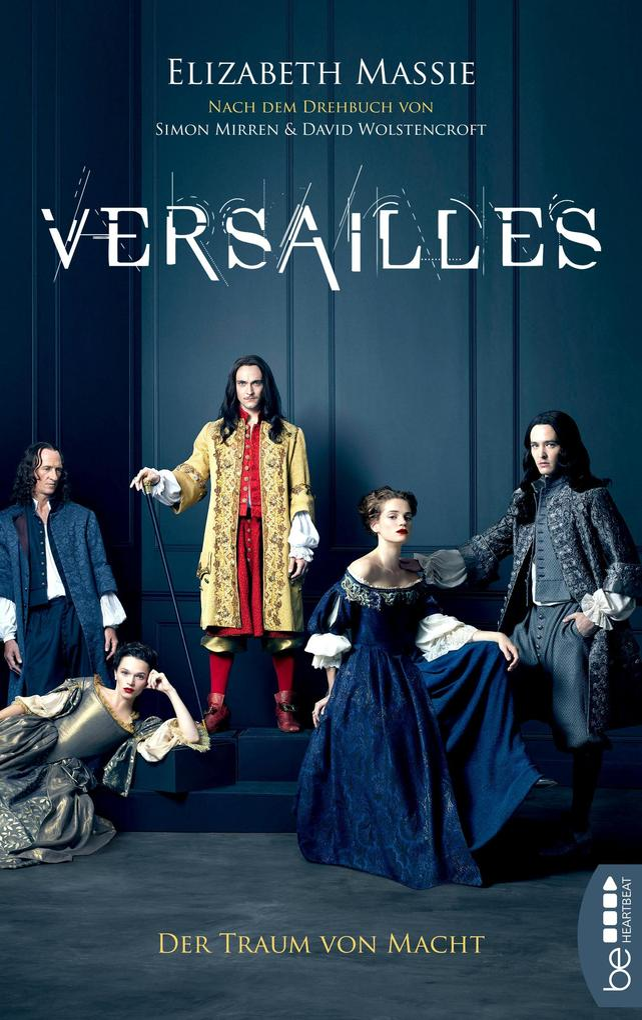 Versailles als eBook epub