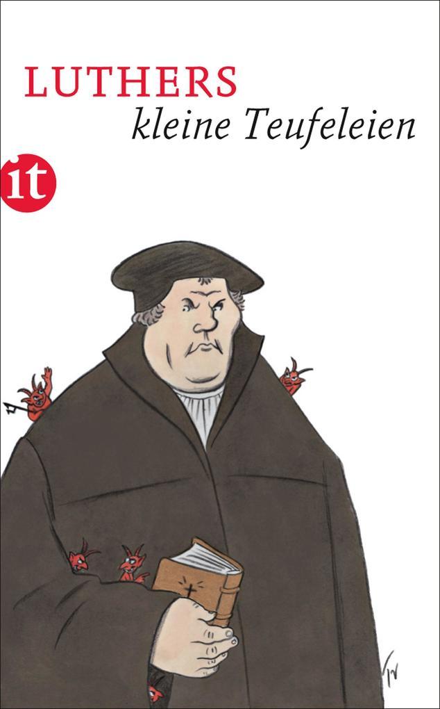 Luthers kleine Teufeleien als eBook
