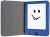 tolino vision Schutztasche mit Origami Standfunktion - Blau/Türkis
