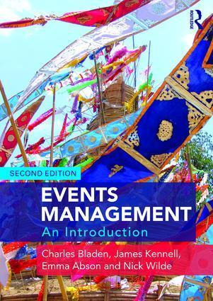Events Management als Buch von Charles Bladen, ...