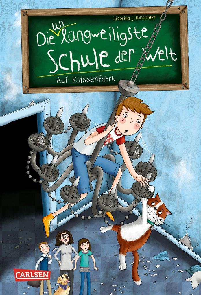 Die unlangweiligste Schule der Welt 1: Auf Klassenfahrt als Buch