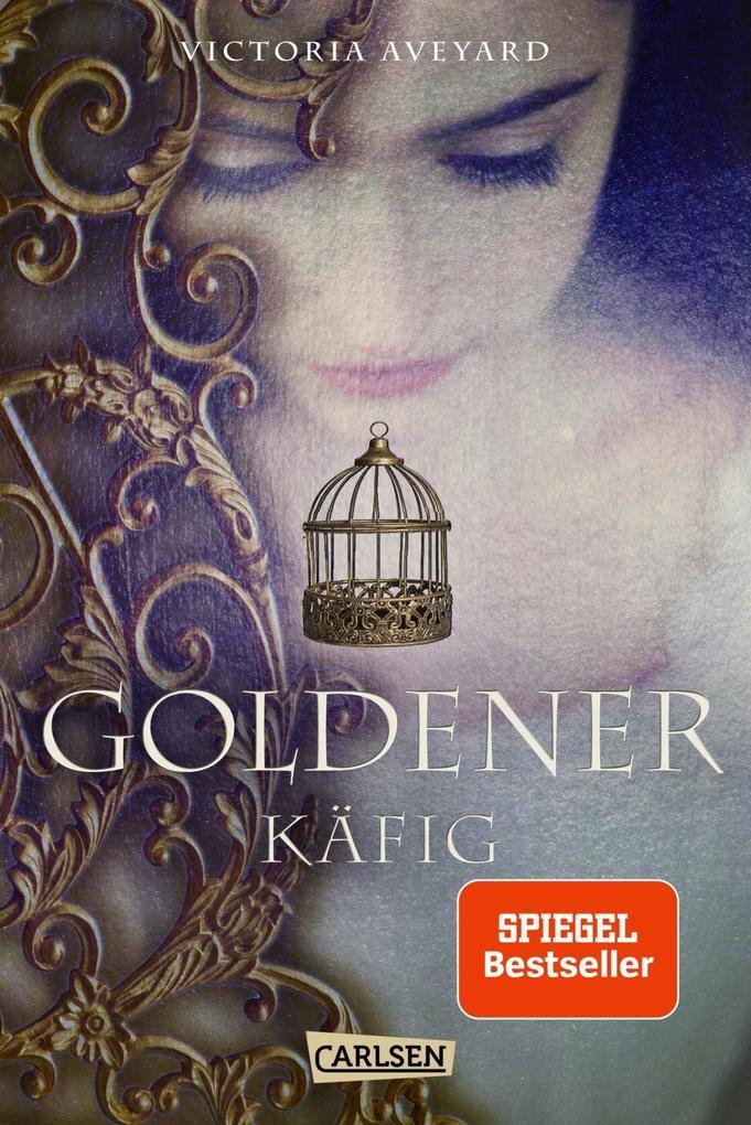 Goldener Käfig als Buch