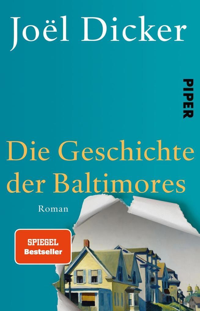 Die Geschichte der Baltimores als Taschenbuch