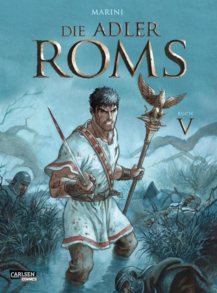 Die Adler Roms 5 als Buch