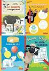 Pixi kreativ Serie Nr. 20: TV- und Bilderbuch-Stars bei Pixi kreativ. 4 x 7 Exemplare