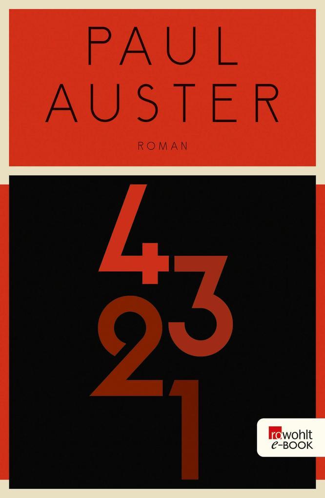4 3 2 1 (4321) als eBook