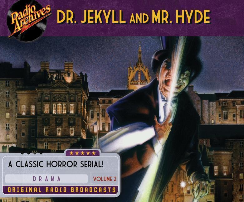 DR JEKYLL & MR HYDE V02   M als Hörbuch