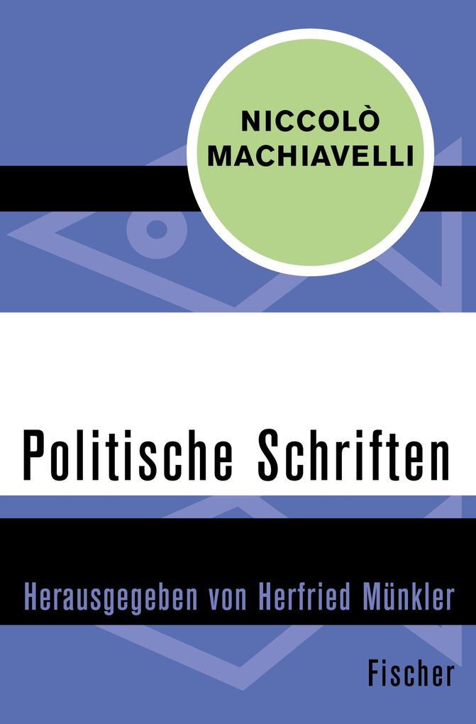 Politische Schriften als eBook