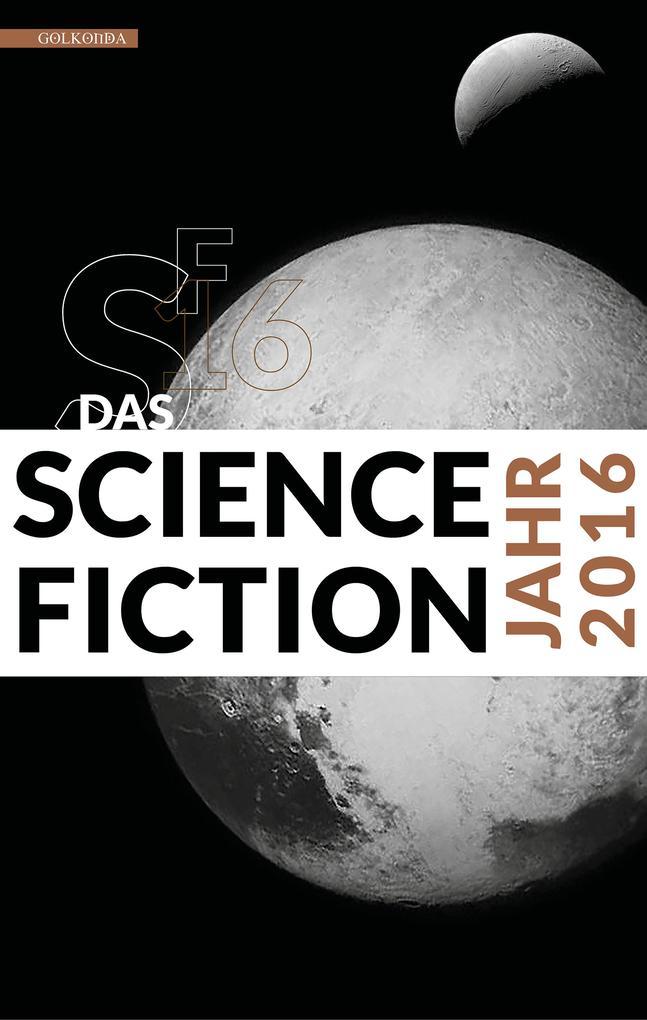 Das Science Fiction Jahr 2016 als eBook