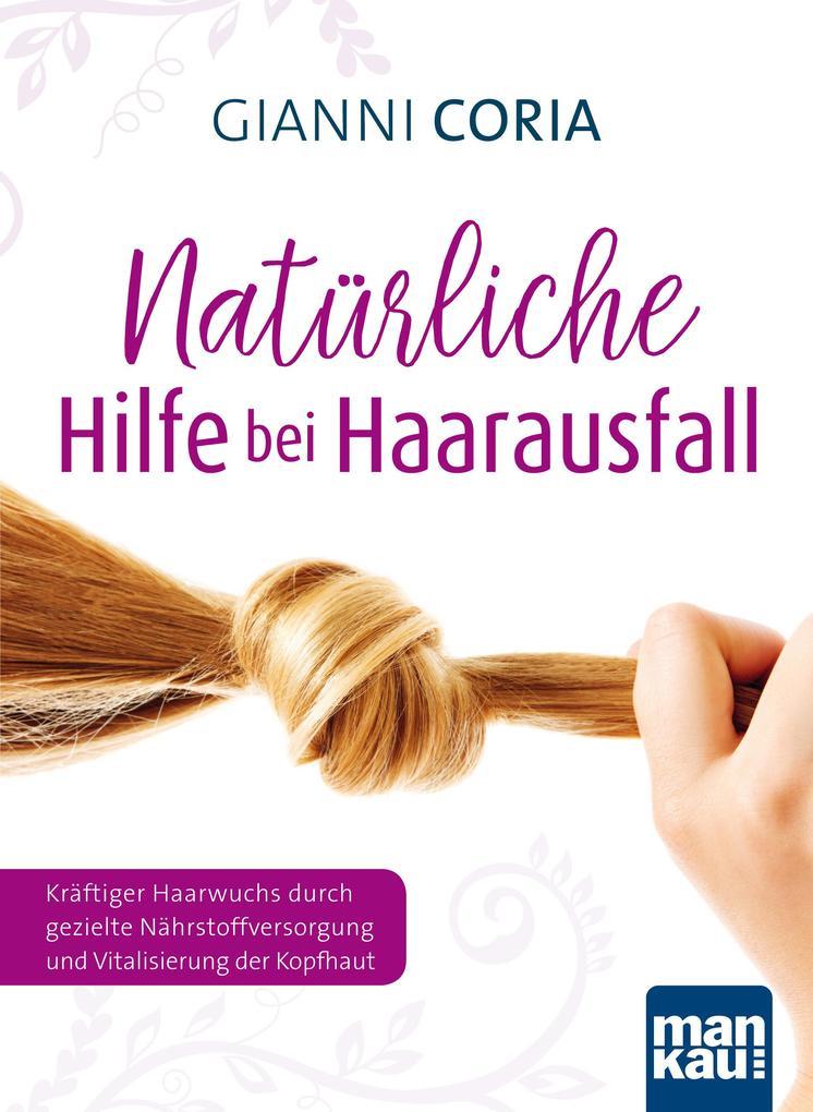 Natürliche Hilfe bei Haarausfall als Buch