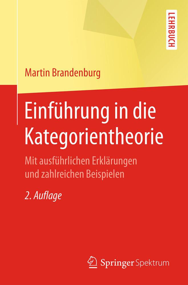 Einführung in die Kategorientheorie als Buch