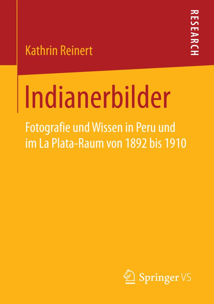 Indianerbilder als Buch