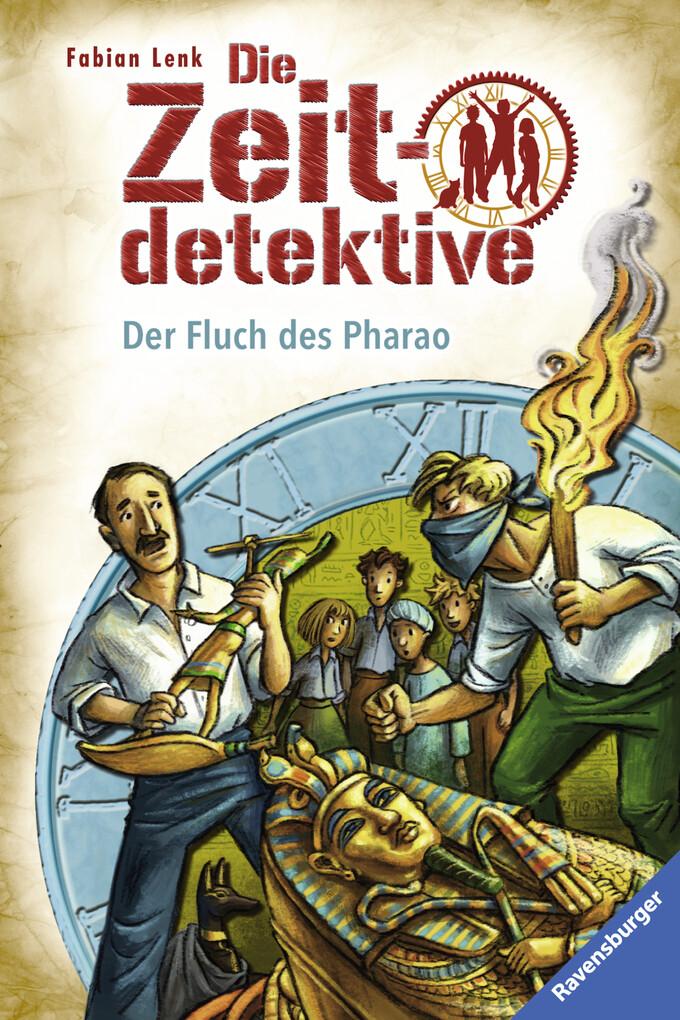 Die Zeitdetektive 36: Der Fluch des Pharao als eBook
