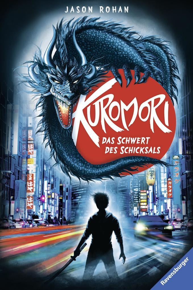 Kuromori, Band 1: Das Schwert des Schicksals als eBook
