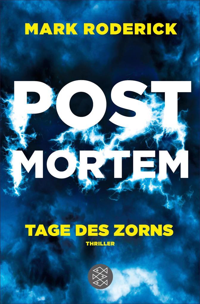 Post Mortem - Tage des Zorns als eBook