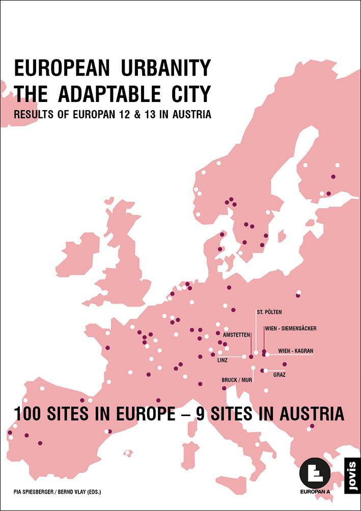 EUROPEAN URBANITY - THE ADAPTABLE CITY als eBook