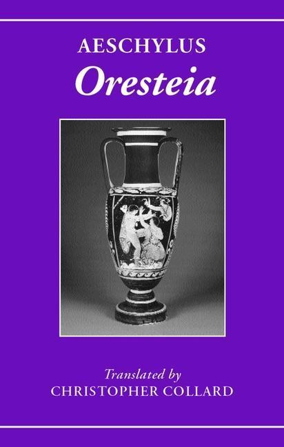 Aeschylus: Oresteia als Buch